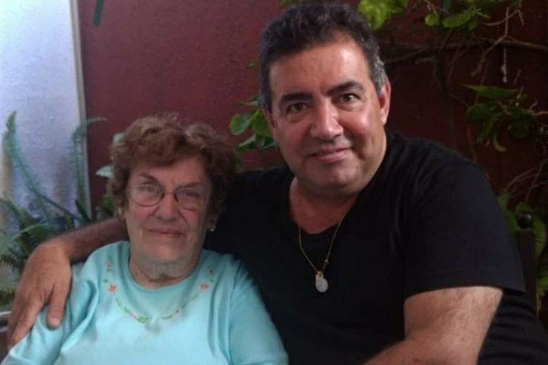Murió Herminia, la madre del actor Diego Pérez
