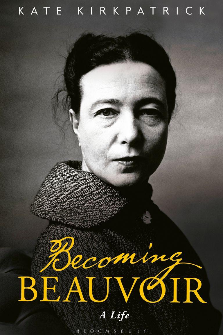Para esta biografía, que aún no se editó en la Argentina, la autora echó mano de diarios desconocidos de Simone y a cartas como las que le envió a Claude Lanzmann