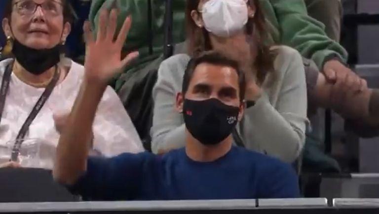 La gran ovación para Federer en la Laver Cup y el debut del Peque Schwartzman