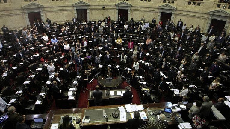 La cámara baja aprobó la ley de debates presidenciales
