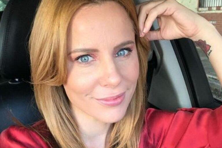 ¿Pastillas? Agustina Kämpfer reveló qué hizo con su placenta