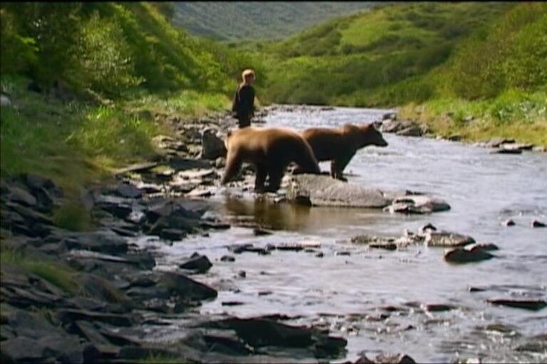 El ecologista le dedicaba grandes declaraciones de amor a los osos