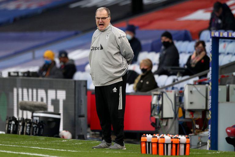Marcelo Bielsa se lamentó por otra caída de Leeds