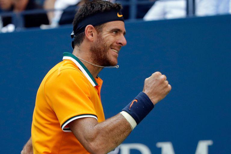 Como en 2017, Del Potro llegó a la semifinal del US Open y repetirá rival: Rafael Nadal