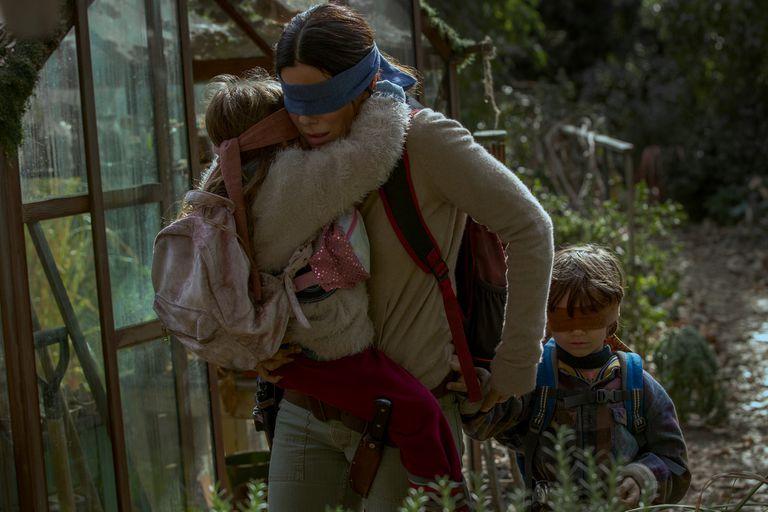 Netflix prepara la secuela de Bird Box: a ciegas