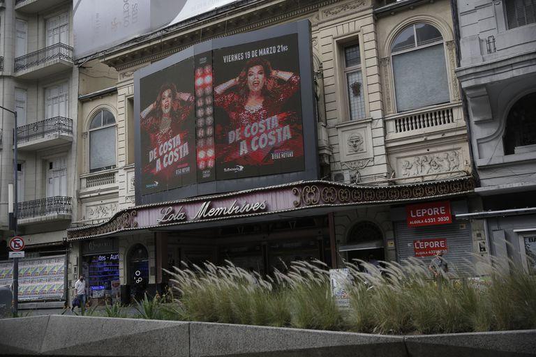 Pasaporte cultural y más de 110 millones de pesos para las salas de teatro y música