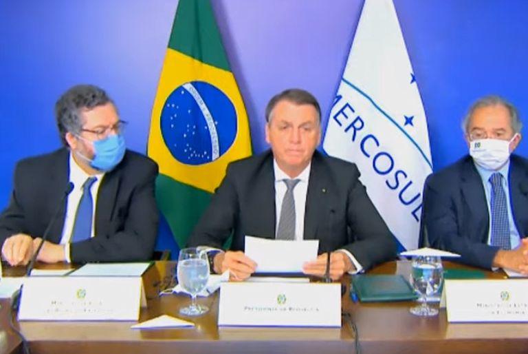 Jair Bolsonaro, Mercosur
