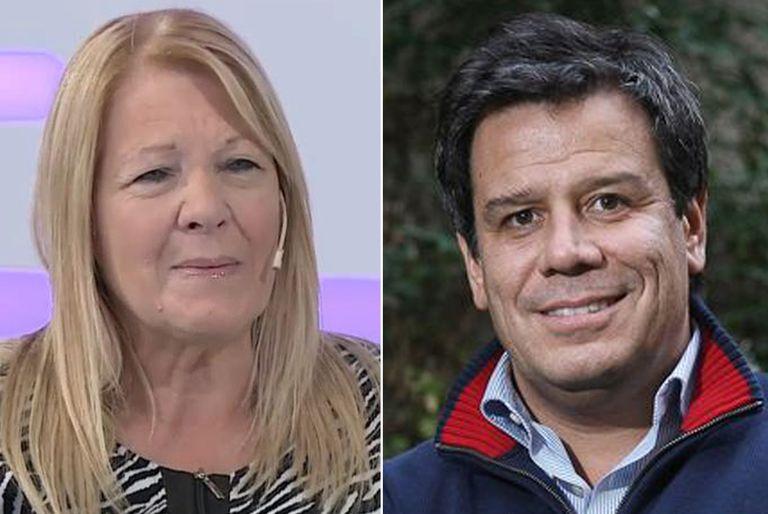 """Stolbizer: """"Manes pone en duda la idea presidencial de Rodríguez Larreta"""""""