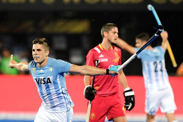 Mundial de hockey: los Leones dieron el primer paso y vencieron a España
