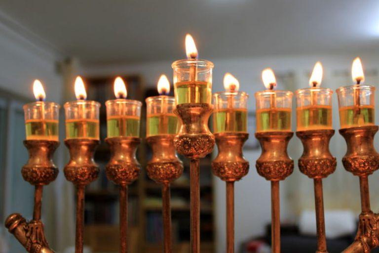 Jánuca 2020: cuál es el significado de las 8 velas del candelabro