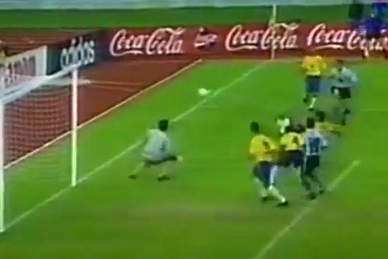 Scaloni ya remató. Será un golazo frente a Brasil