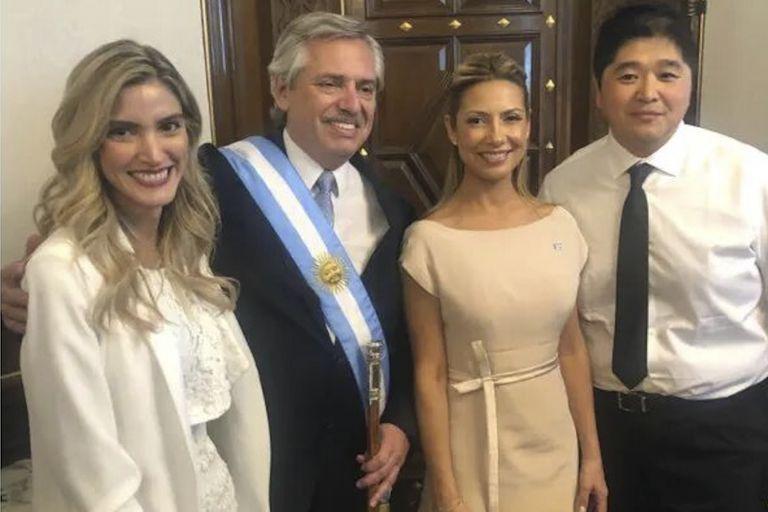 Las reuniones sociales más llamativas en el chalet presidencial durante la cuarentena