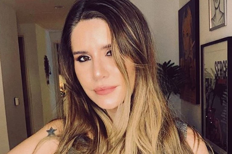 La furia de Micaela Tinelli contra una mujer que maltrató a un perro