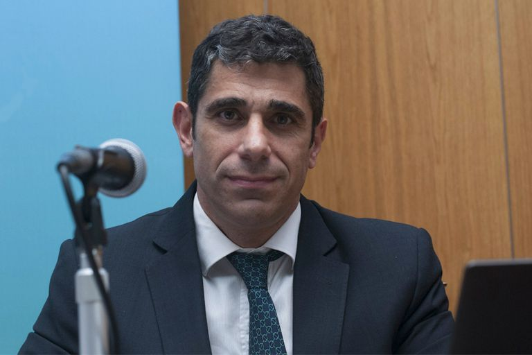 Daniel Petrone fue juez del fuero penal económico y tuvo a su cargo el caso de la valija de Antonini Wilson
