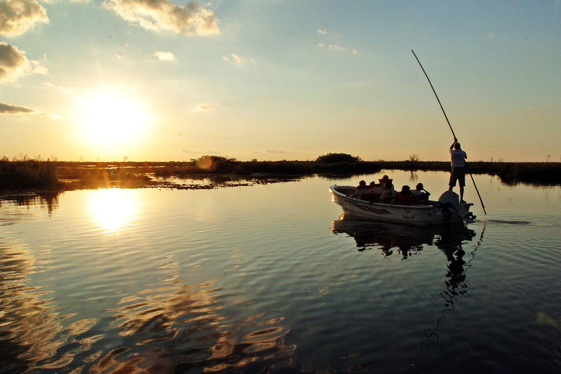 Con más de 700.000 hectáreas, Iberá es uno de los parques más extensos del país