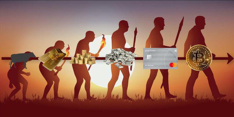 La evolución del homo sapiens inversor