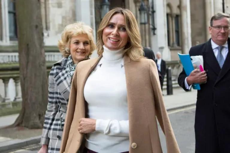 Tatiana Akhmedova demandó a su exmarido y a su hijo y los acusó de haber ocultado millones de dólares para evitar pagar un acuerdo de 2016