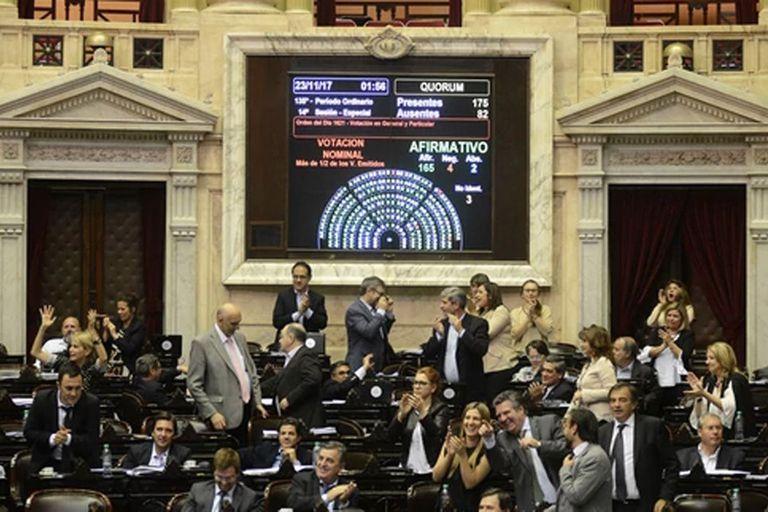 La ley de paridad fue sancionada en Diputados, impulsada por la oposición