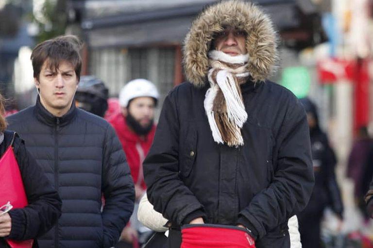 Pronóstico: sigue el frío y las temperaturas volverán a subir el viernes