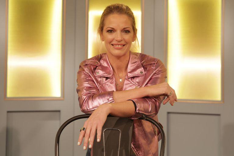 Carina Zampini, conductora de El gran premio de la cocina, que tendrá un nuevo horario a partir del lunes 24