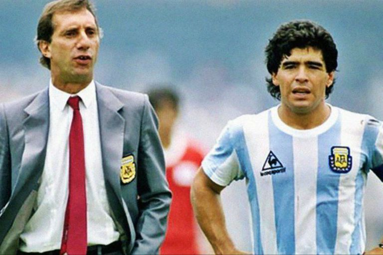 La familia de Bilardo decidió que es el momento de contarle que murió Maradona