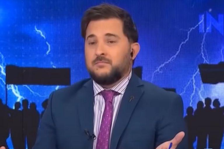 """El periodista aseguró que """"la ansiedad es nuestra"""". Fuente: América"""