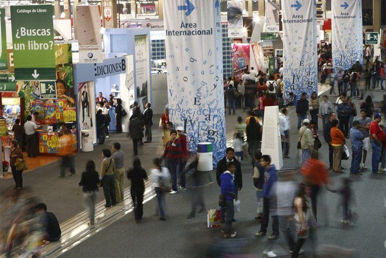 La convocante Feria del Libro de Guadalajara se celebrará esta edición en dos sedes