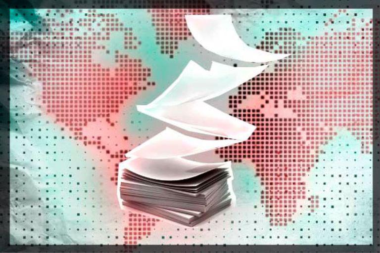 Seudónimos y trust en paraísos fiscales para resguardar la fortuna de la excúpula de Garbarino