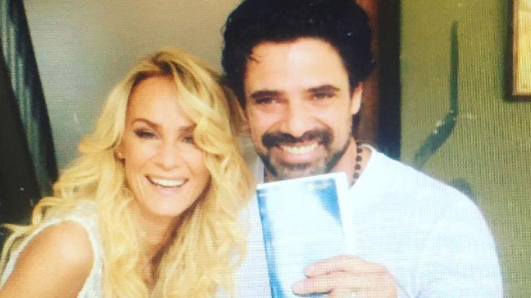 El día en que Sabrina Rojas y Luciano Castro sellaron su unión