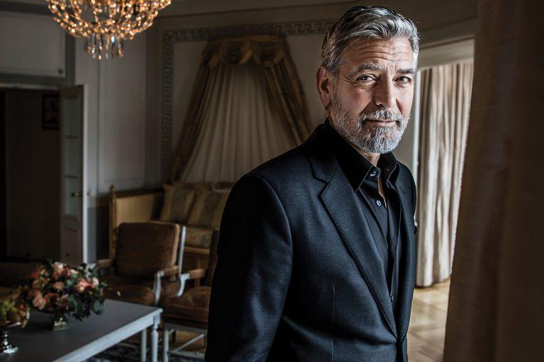 """George Clooney: """"Siempre fui muy optimista"""""""