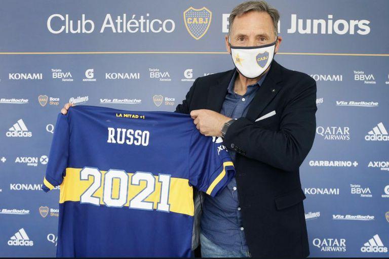 Miguel Angel Russo renovó contrato en silencio; llegó a un rápido acuerdo con el Consejo de Fútbol de Boca liderado por Riquelme