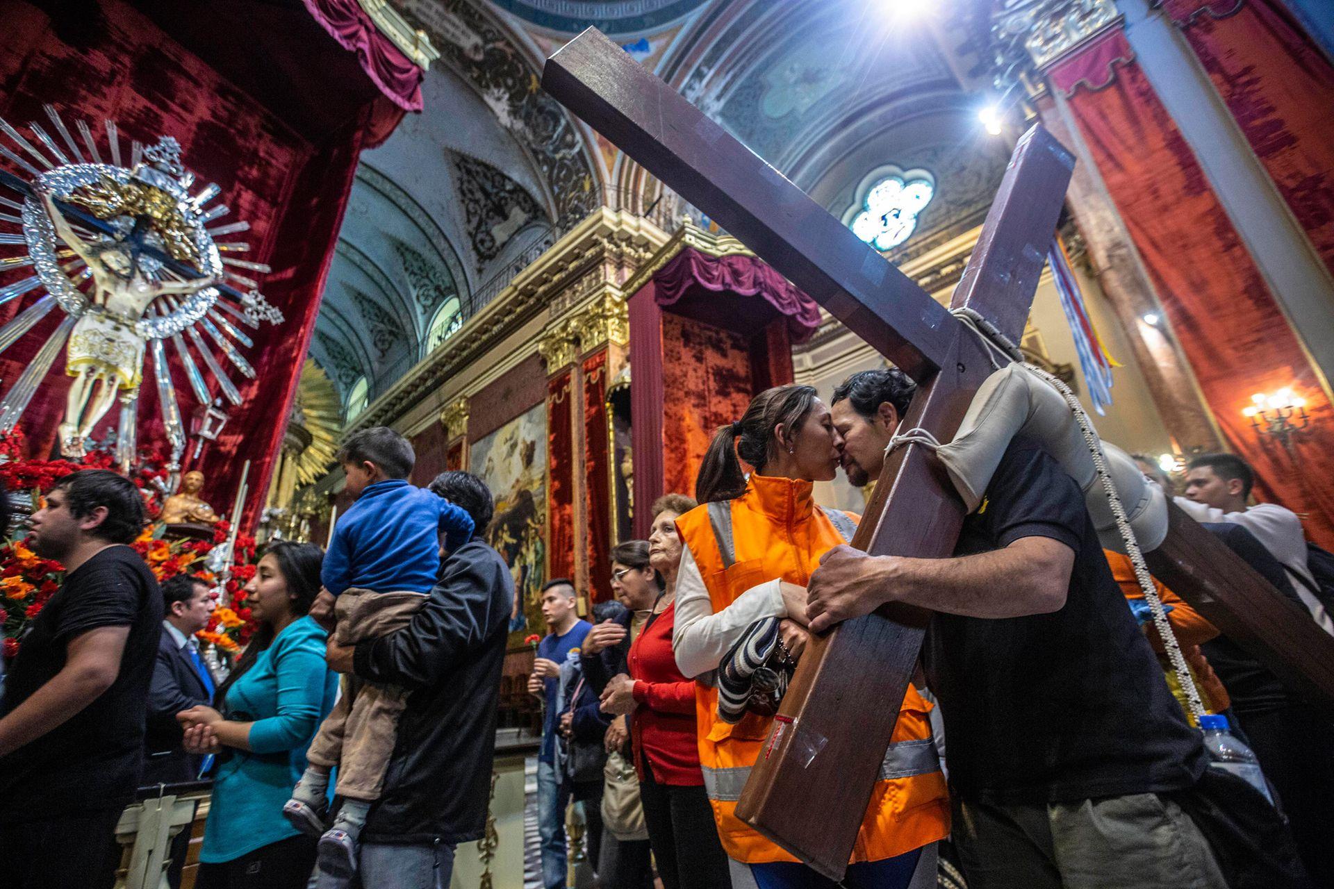 Este año, la festividad del Milagro se concretará con el acompañamiento de las reliquias de los Santos Patronos fundacionales de Salta, los Apóstoles Felipe y Santiago