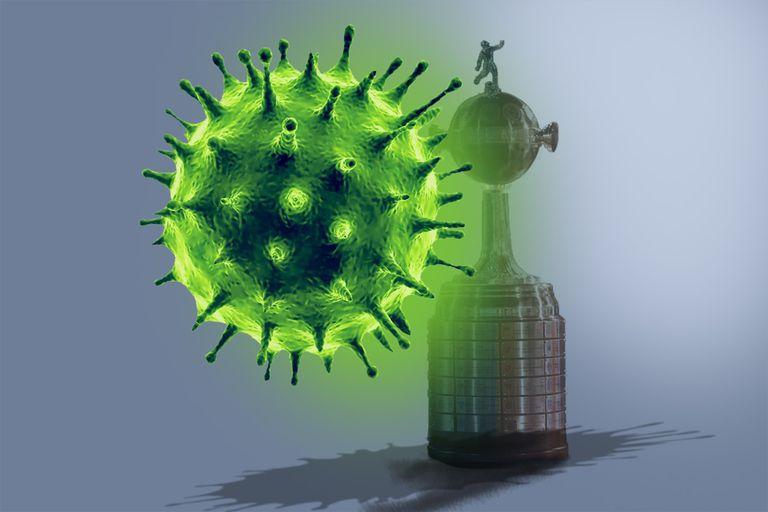 El coronavirus no ha conseguido frenar a la Copa Libertadores, que se juega a pesar de todos los contratiempos