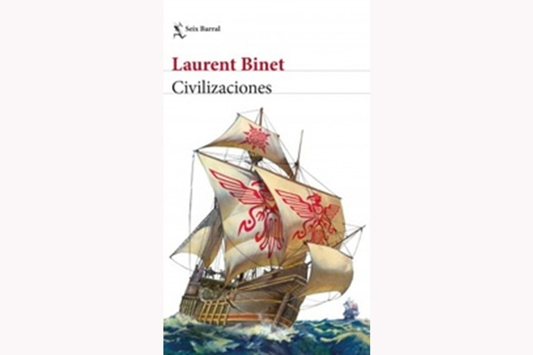 CIVILIZACIONES Laurent Binet