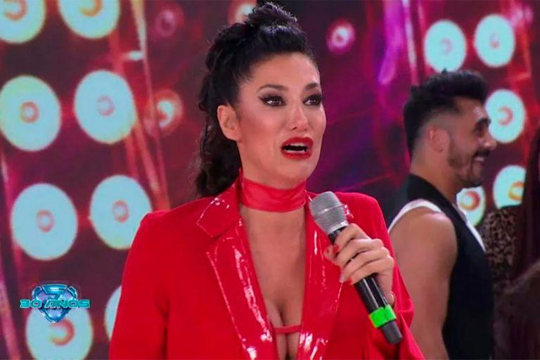"""Silvina Escudero, acusada de plagiar una coreografía en el """"Súper Bailando"""""""