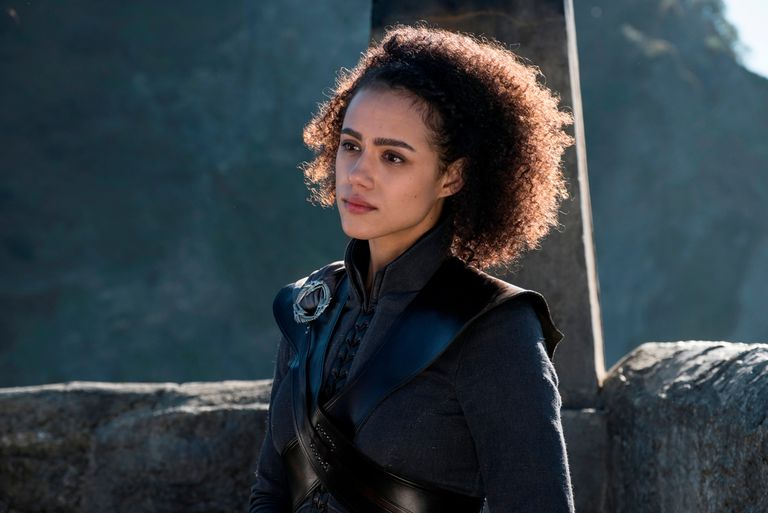 Nathalie Emmanuel habla sobre Missandei, su personaje en Game of Thrones