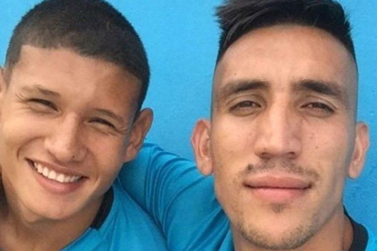 Quién es Juan Cáceres, el juvenil de Racing que se peleó con Centurión
