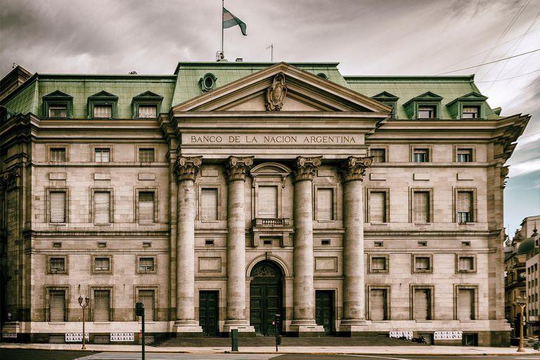 Cómo se diseñó la casa central del Banco Nación
