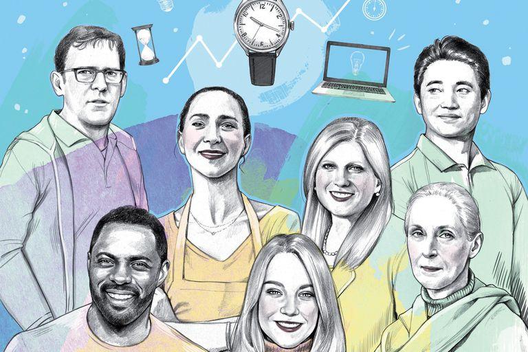 Un manejo eficaz del correo, mantener a raya las redes sociales y no descuidar el estado físico son algunas de las claves que comparten empresarios, emprendedores y artistas