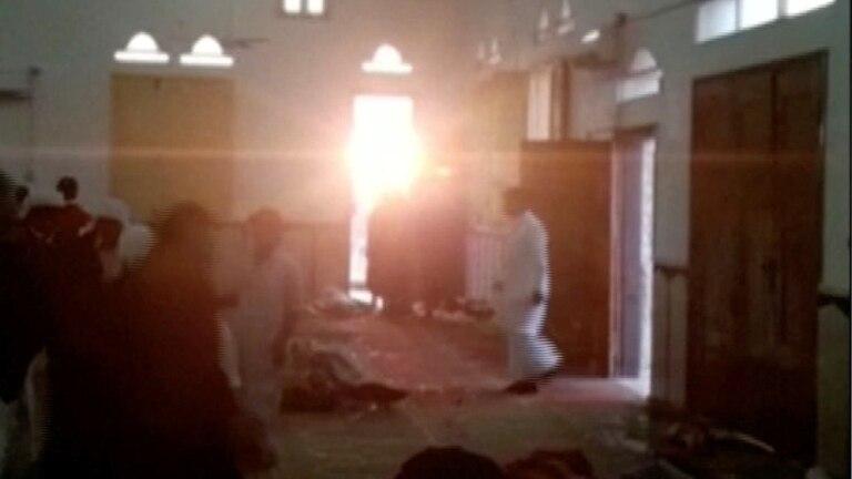 Egipto sufrió hoy su peor atentado