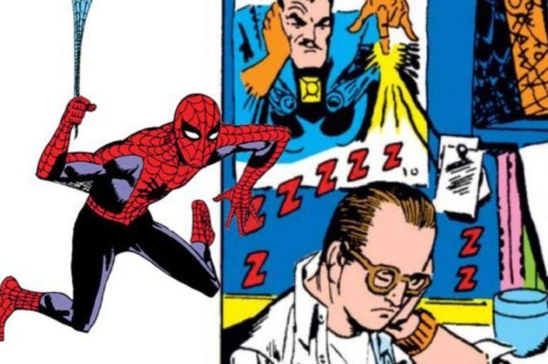 Murió Steve Ditko, cocreador de Spider-Man