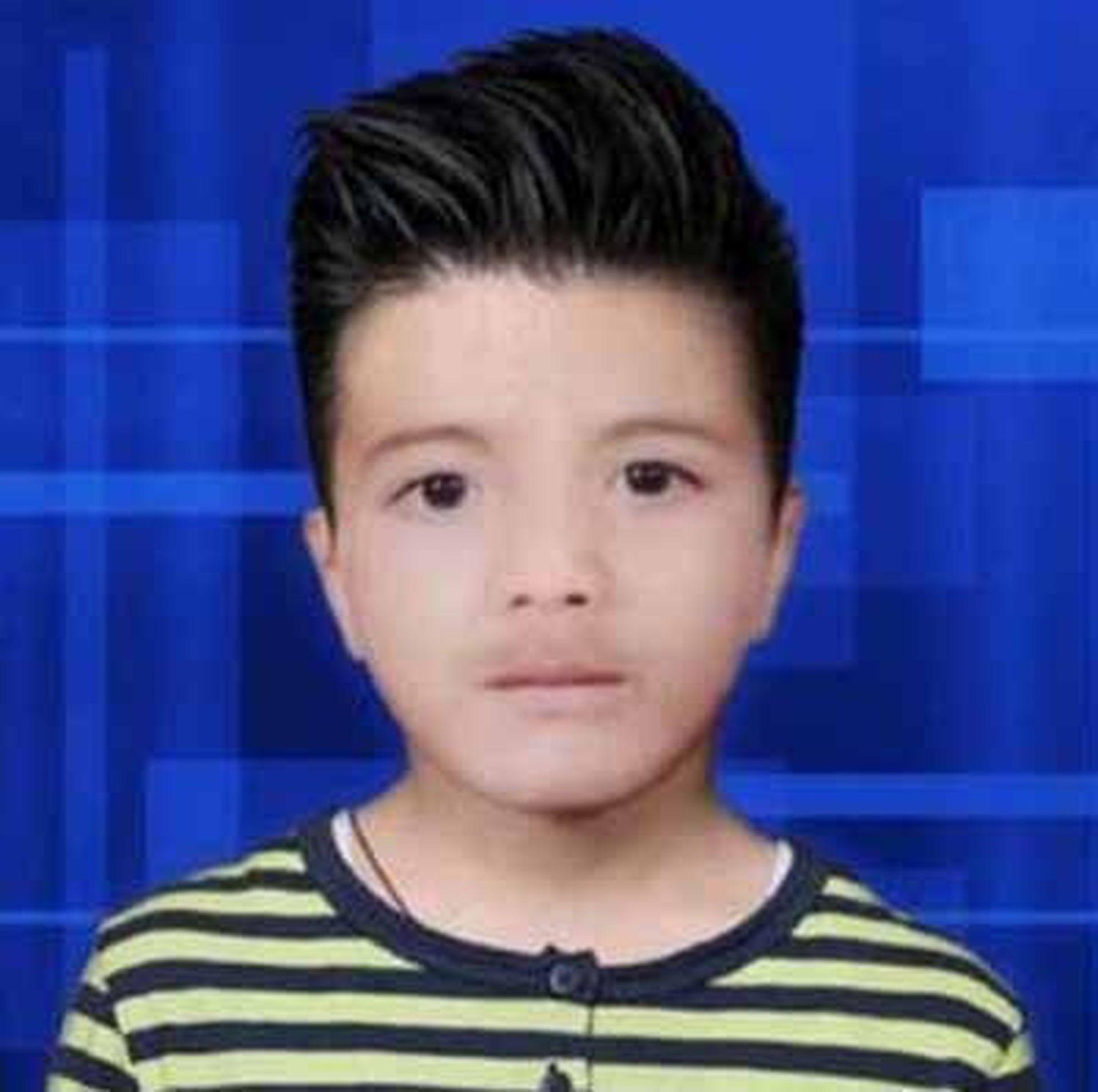 Maximiliano Sosa, Santa fe: no hay noticias de él desde el 21 de diciembre de 2015. Ahora tiene cinco años