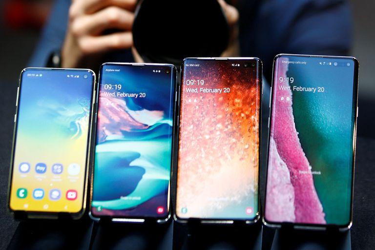 Todos los modelos disponibles del nuevo Galaxy S10