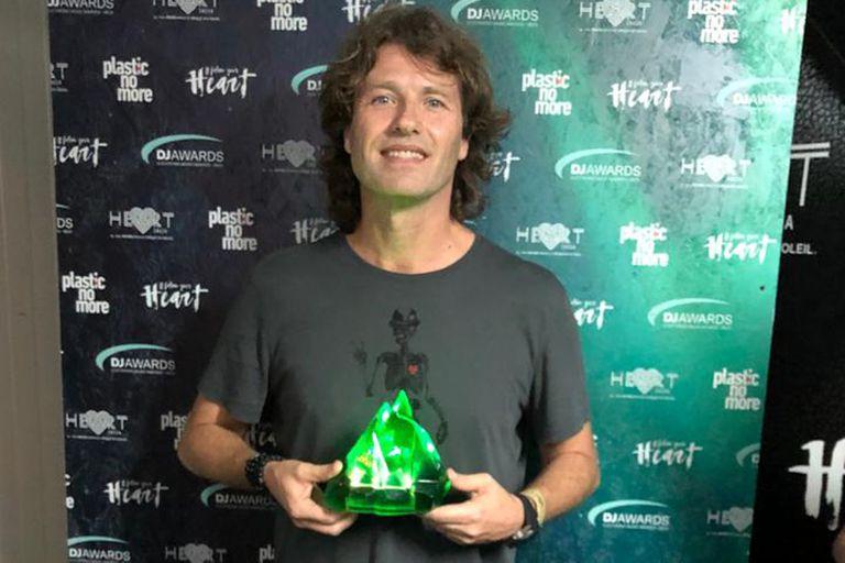 Hernán Cattáneo, otra vez el mejor para los DJ Awards que se entregan en Ibiza