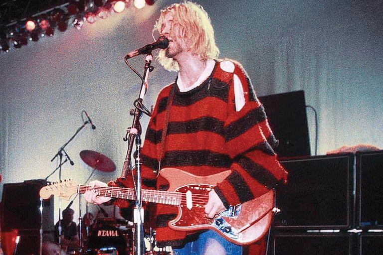 Por qué el estilo grunge sobrevive a Kurt Cobain