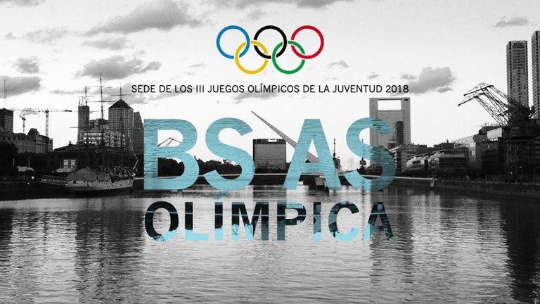 Buenos Aires recibirá los JJOO de la Juventud en 2018