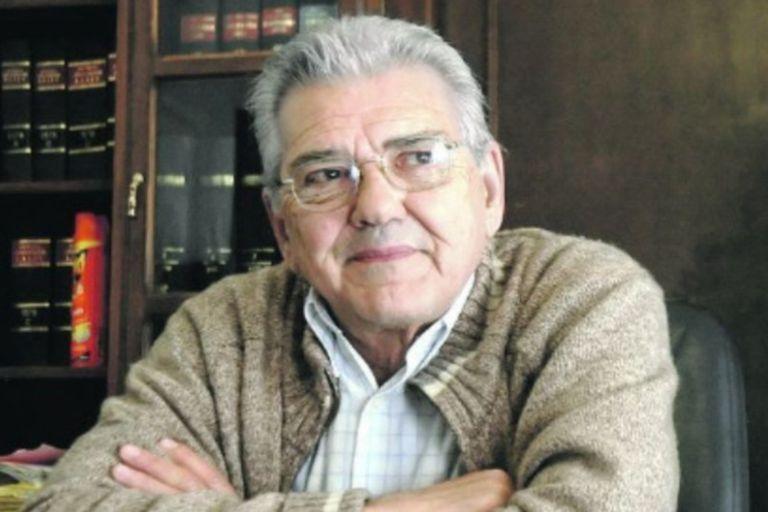 """Mario Fendrich, el autor del """"Robo del siglo"""" de 1994."""