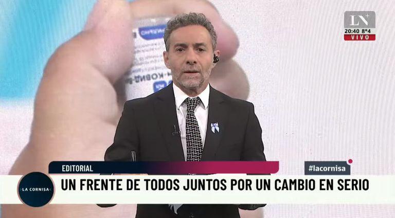 La editorial de Luis Majul