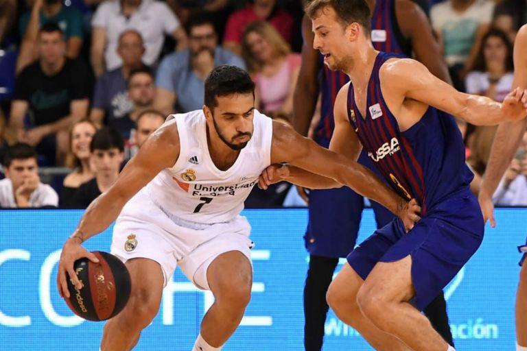 Vuelve la liga ACB. Los tres argentinos que buscan el título con Real Madrid
