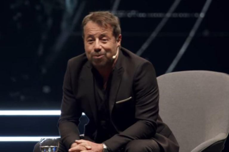 Ricky Sarkany recordó a su hija Sofía Sarkany (Foto: Captura de video)